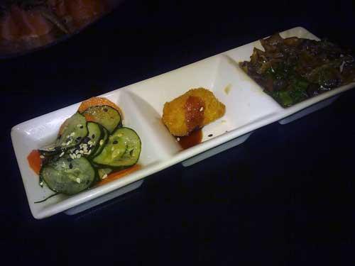 Restaurante Sapporo - Acompanhamento Variado