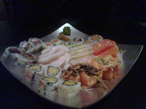 Restaurante Sapporo - Primeira Barca