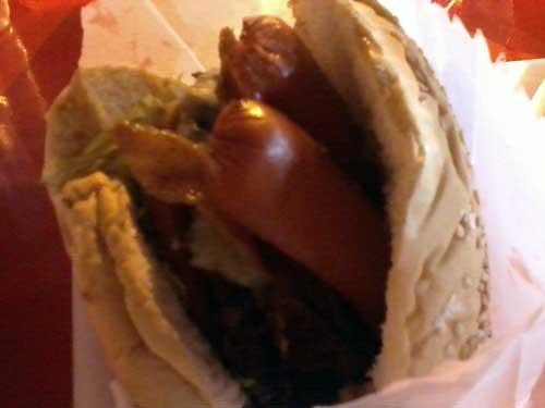 Esquilo Sanduíches - Rango Bacon