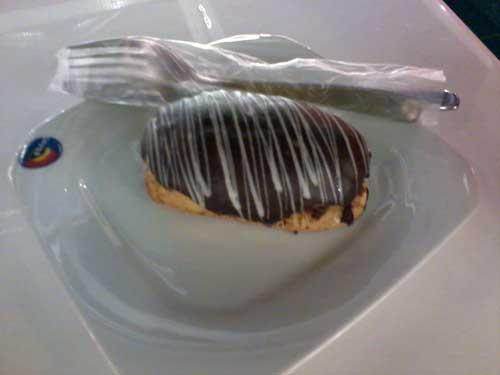 FNAC Café - Bomba de Chocolate