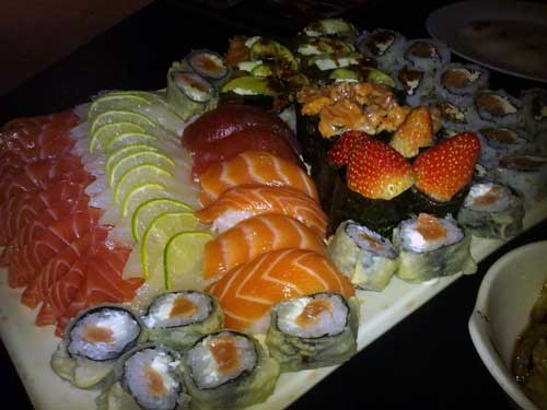 Matsuri Restaurante Japonês - Prato Principal