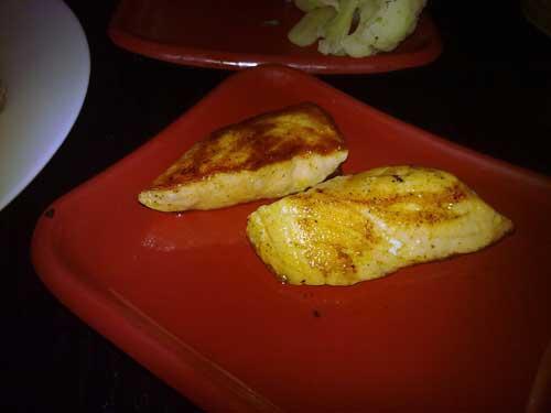Matsuri Restaurante Japonês - Salmão Grelhado