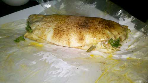 Salim Mustafá - Shawarma de Frango