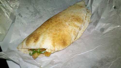 Salim Mustafá - Shawarma de Peru