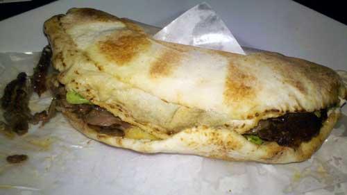Salim Mustafá - Shawarma Misto