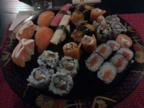Ginza Restaurante Japonês (5 estrelas)