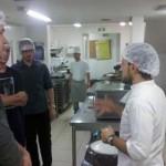 Padaria Le Kramik - Visita à Cozinha