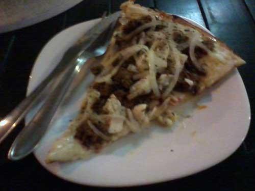 Pizza Pick - Pedaço de Boi Ralado
