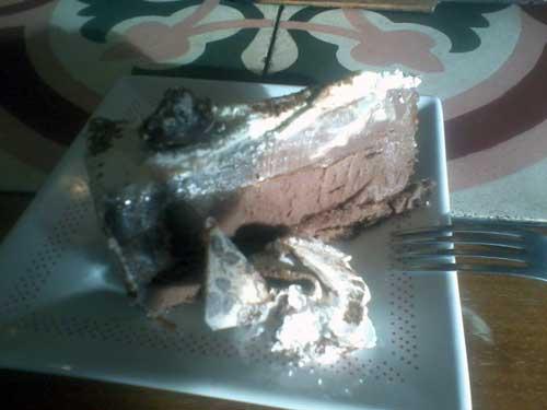 Cravo e Canela Confeitaria - Torta de Chocolate