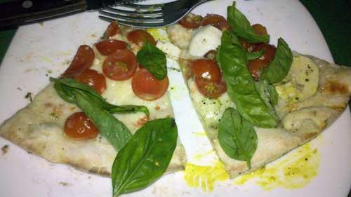 Pizza à Bessa - Pedaço: Margherita Especial