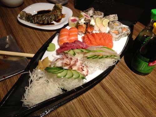 Tayo Restaurante Japonês (5 estrelas)