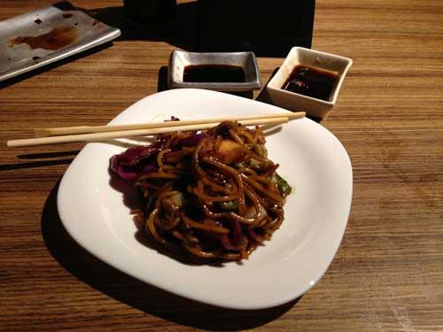 Tayo Restaurante Japonês - Yakissoba