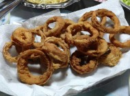 Receita: Onion Rings