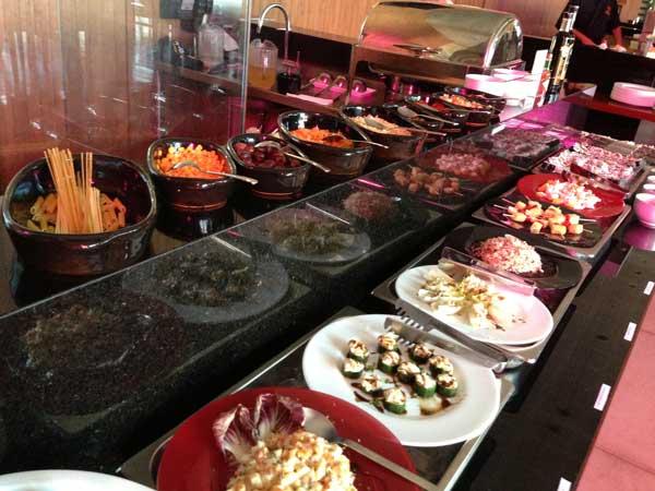 Buffet Hakone Restaurante