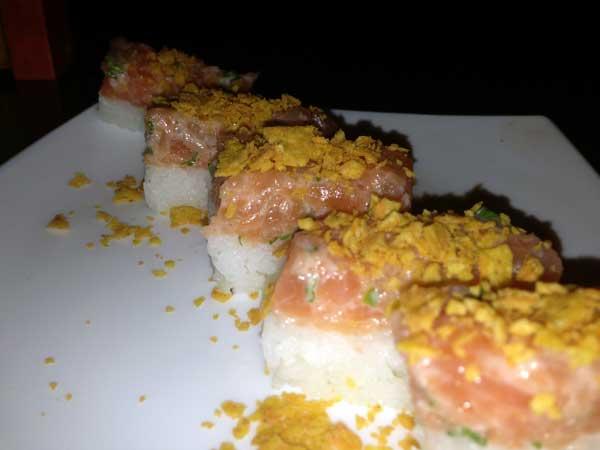 Shiitake - Sushis Crunch