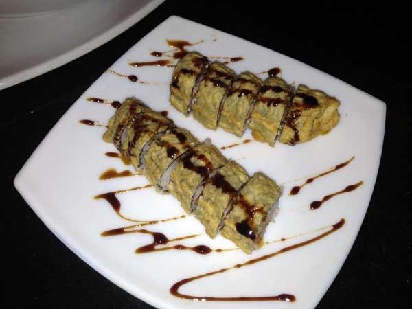 Shiitake - Sushis Hot Philadélfia