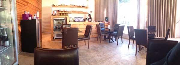 Café Coreto - Lugar