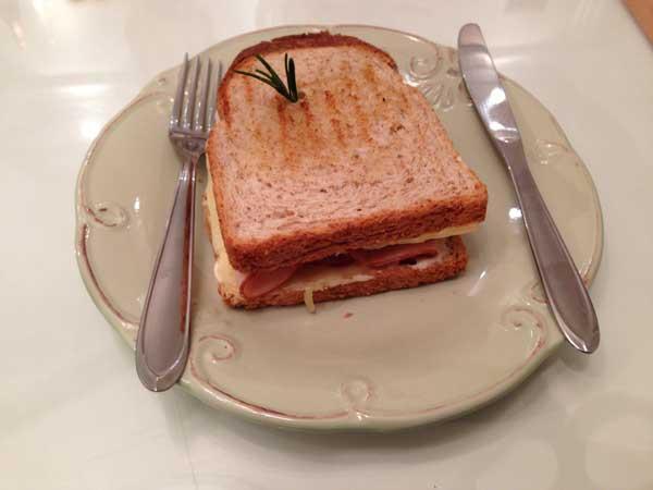 Poema Gourmet - Pão Levíssimo