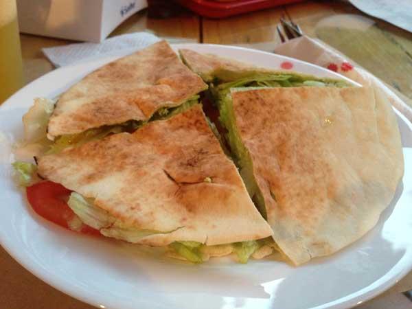 Pitanga Sabor e Equilíbrio - Sanduíche de Peito de Peru