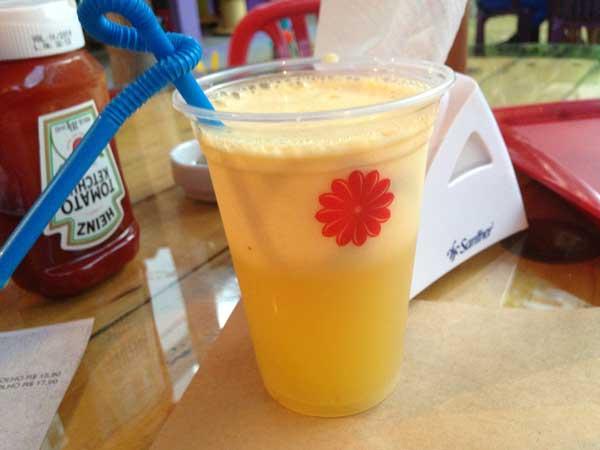 Pitanga Sabor e Equilíbrio - Suco de Maracujá