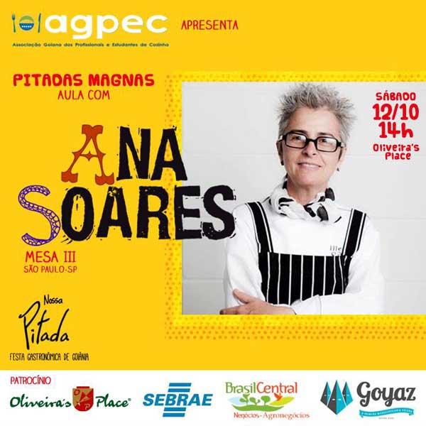 Nossa Pitada - Chef: Ana Soares