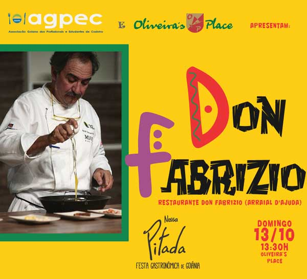Nossa Pitada - Chef: Don Fabrizio