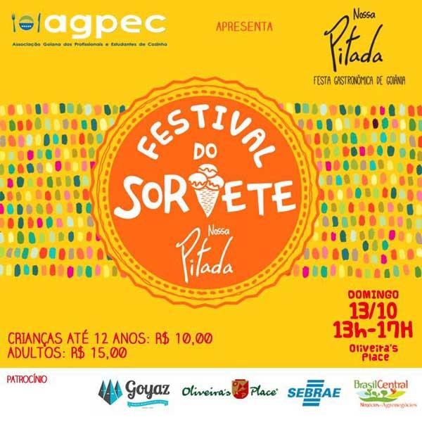 Nossa Pitada - Festival de  Sorvete