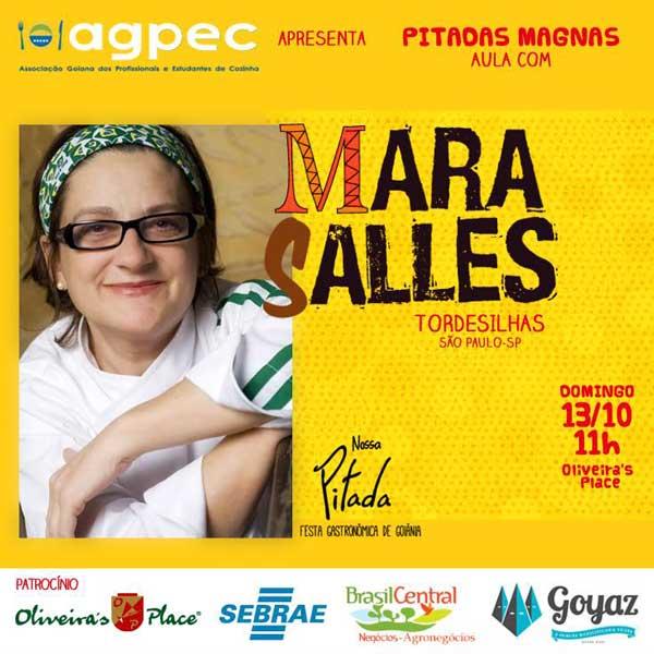 Nossa Pitada - Chef: Mara Salles