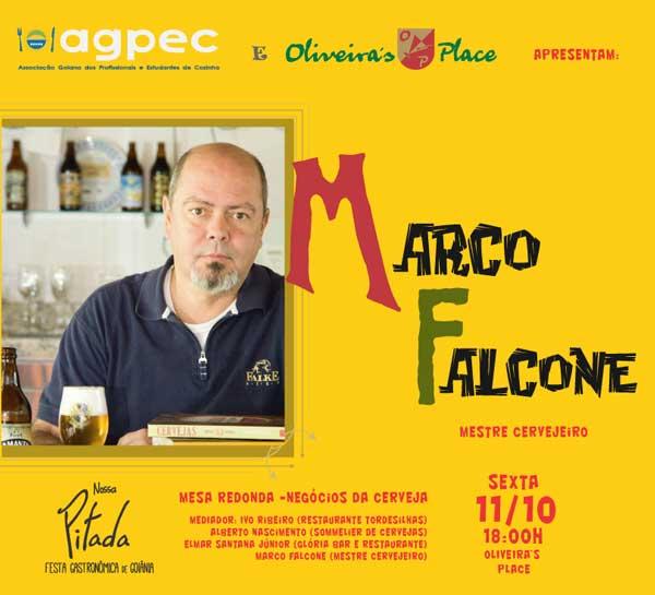 Nossa Pitada - Chef: Marco Falcone