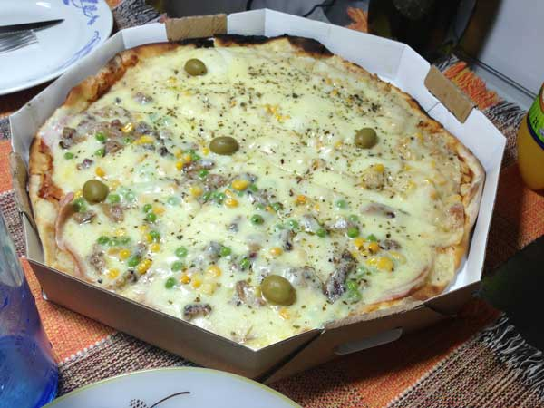 Oliveira's Pizzaria (3 estrelas)