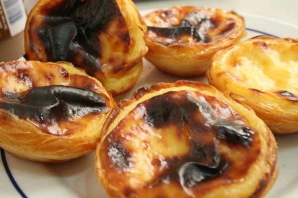 Cozinha Show: Especial de Natal - Pastéis de Belém com Frutas Vermelhas