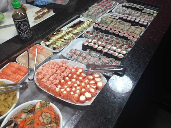 Nirá Restaurante Japônes - Balcão