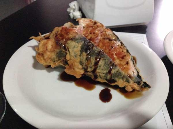 Nirá Restaurante Japônes - Temaki Hot Philadelphia