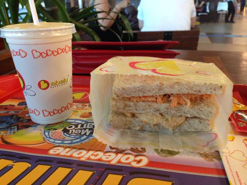 Bebelu Sanduíches (3 estrelas)