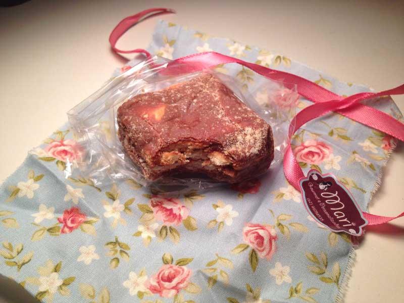 Mari Gourmet - Palha Italiana (aberta e mordida!)