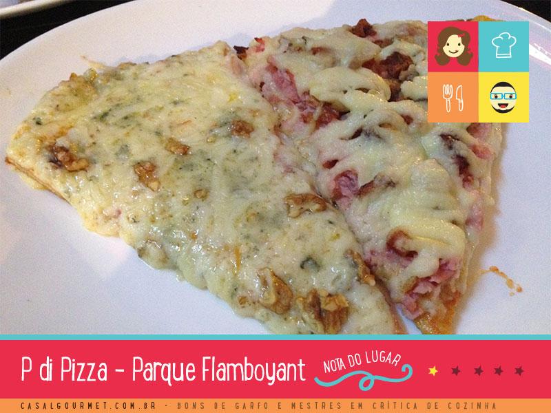 P di Pizza - Casal Gourmet