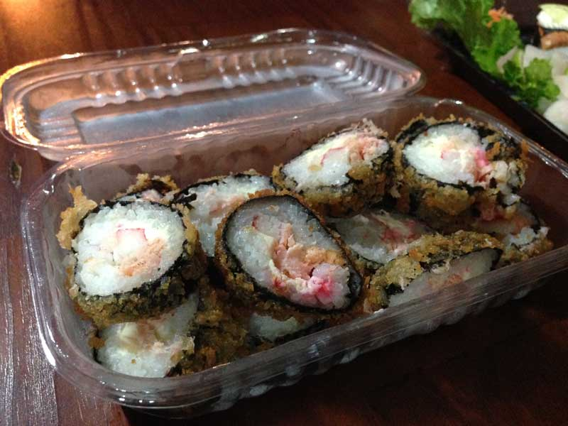 Fábrica de Sushi: Hot Philadelphias