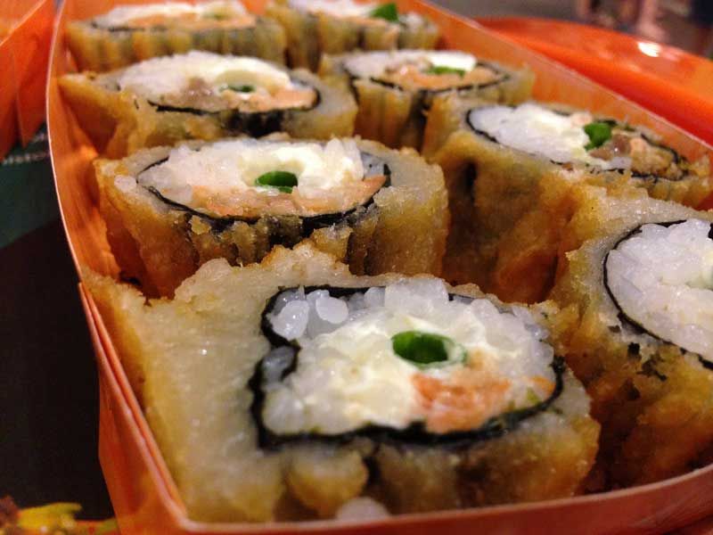 Koni Japa Fast Food - Hots Philadelfia - Destaque