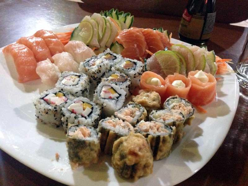 Ono Sushi Restaurante - Combinado Ono de 40 peças
