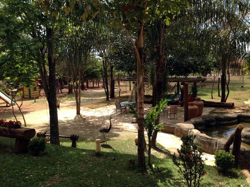 Brioso e Manhoso - Lugar - Área Verde 2