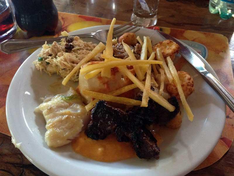 Brioso e Manhoso Restaurante (5 estrelas)